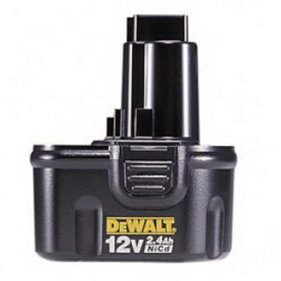 Аккумулятор DeWalt, NiCd, 12 V, 2,4 А/час, 1006621-00