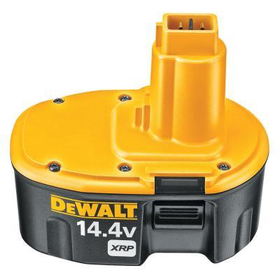 Аккумулятор DeWalt, NiMH, 14,4 V, 2,6 А/час, 1006627-00
