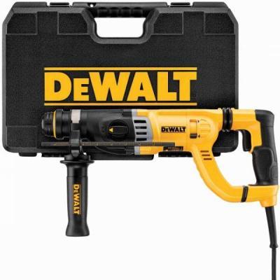 Перфоратор DeWalt, SDS-Plus, 900 Вт, D25263K