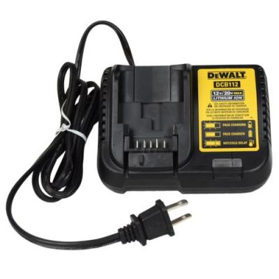 Зарядное устройство DeWALT, XR Li-Ion DCB112