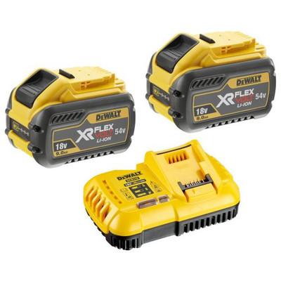 Зарядное устройство DeWALT, XR FLEXVOLT, DCB118X2