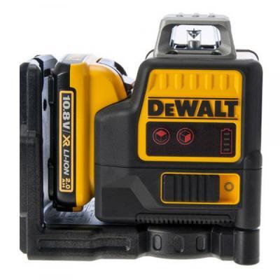 Лазер самовыравнивающийся (гориз+верт) DeWALT, DCE0811D1G