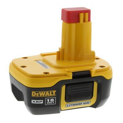 Аккумулятор DeWalt, Li-Ion , 18 V, 2.0 Ач, DE9182