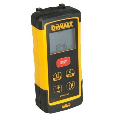 Дальномер лазерный DeWALT до 50м класс лазера 2 классс защиты IP65 1 луч DW03050