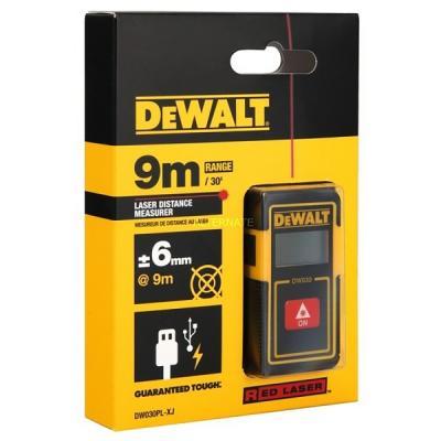 Дальномер лазерный DeWALT DW 030 PL
