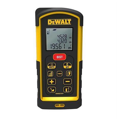 Дальномер лазерный DeWALT до 30м класс лазера 2 DW033