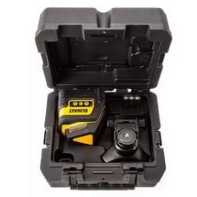 Лазер DeWALT количество лучей 2 + 1 класс лазера 1 точность +/- 0.4мм / м вiдст. 30м DW0811