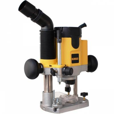 Фрезер DeWalt 1100 Вт цанга 6-8 мм 8000-24000 об/мин электроника DW621