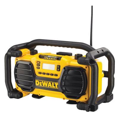 Зарядное устройство-радиоприемник DeWALT, универсальное DW911