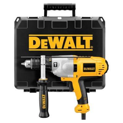 Дрель ударная DeWalt 1100Вт 40 Нm 0-1250/0-3500 об/мин патрон 13 мм DWD525KS