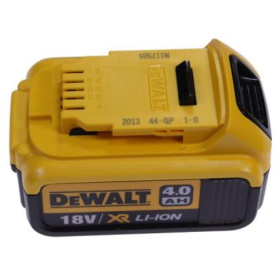 Аккумулятор DeWalt, Li-Ion, 18 V, 4 А/ч, N195933