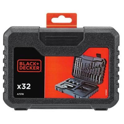 Набор для сверления A7216 Black&Decker