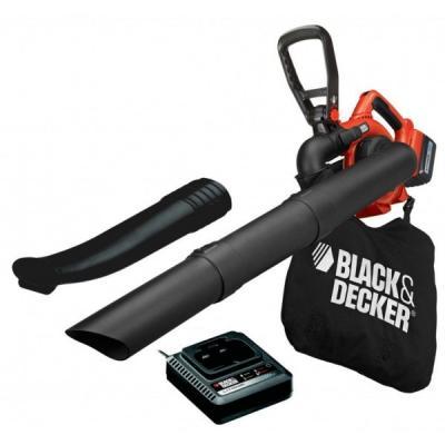 Садовый пылесос GWC3600L20 Black&Decker
