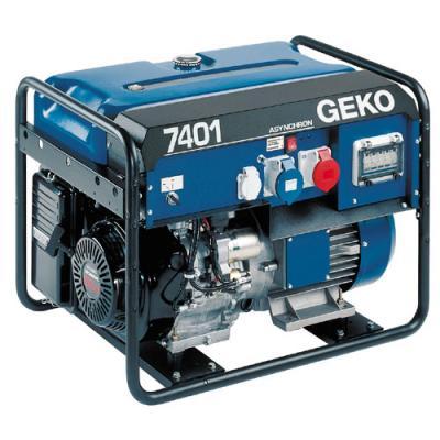 Генератор 7401E-AA_HEBA_BLC Geko