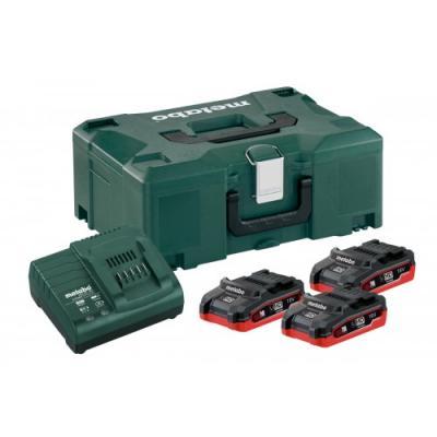 Базовый набор аккумуляторный3xLiHD5.5 А/ч