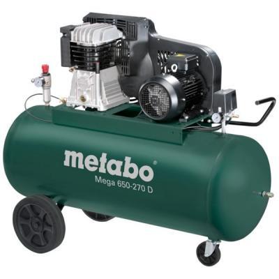 Компрессор 650 л/м Mega 650-270 D