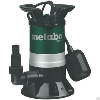 Погружной насос для грязной воды 450 Вт PS 7500 S