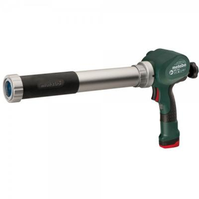 Аккумуляторный картриджный пистолет для герметика PowerMaxx KP-каркас